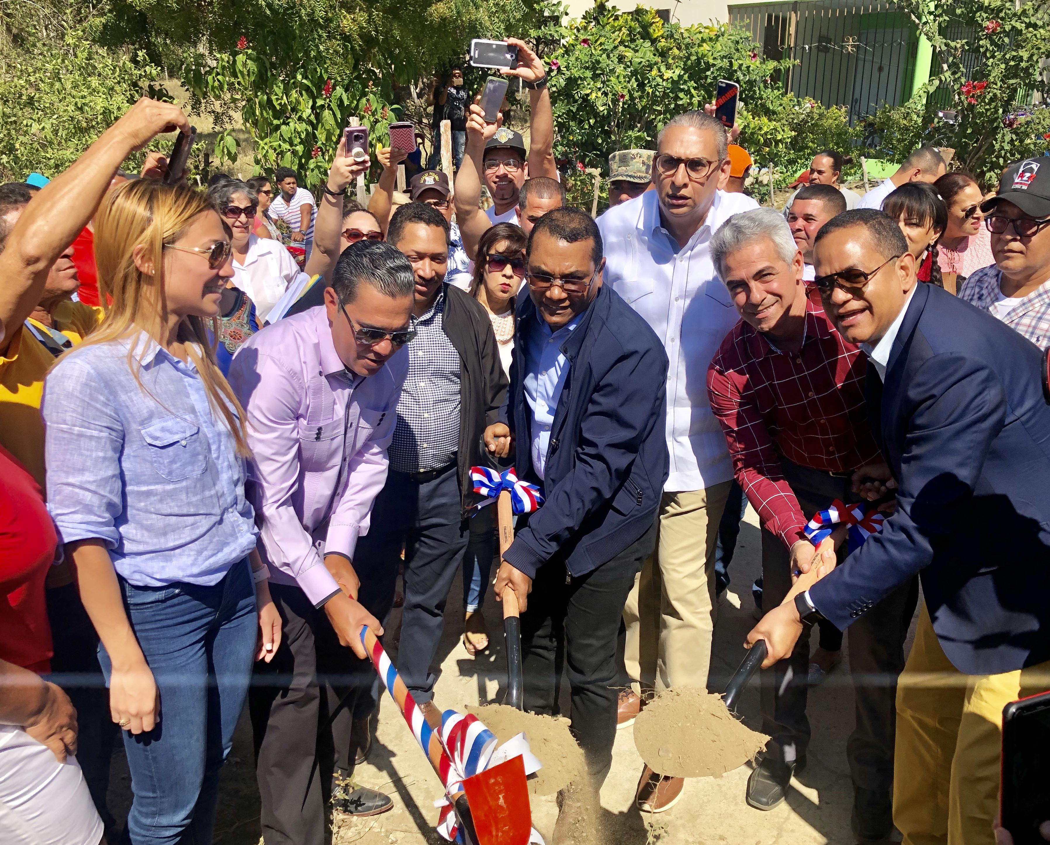 EGEHID inicia la construcción de dos carreteras en Santiago