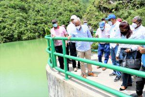 Administrador de EGEHID anuncia proyecto de recuperación de capacidad de almacenamiento de la presa de Aguacate
