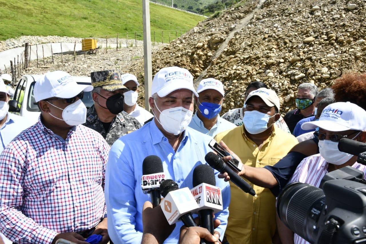 EGEHID anuncia instalación de turbinas para generar 700 kilovatios de energía en la presa de Yacahueque