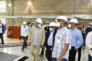 EGEHID desarrolla plan de mejora de las hidroeléctricas de Pinalito y Río Blanco