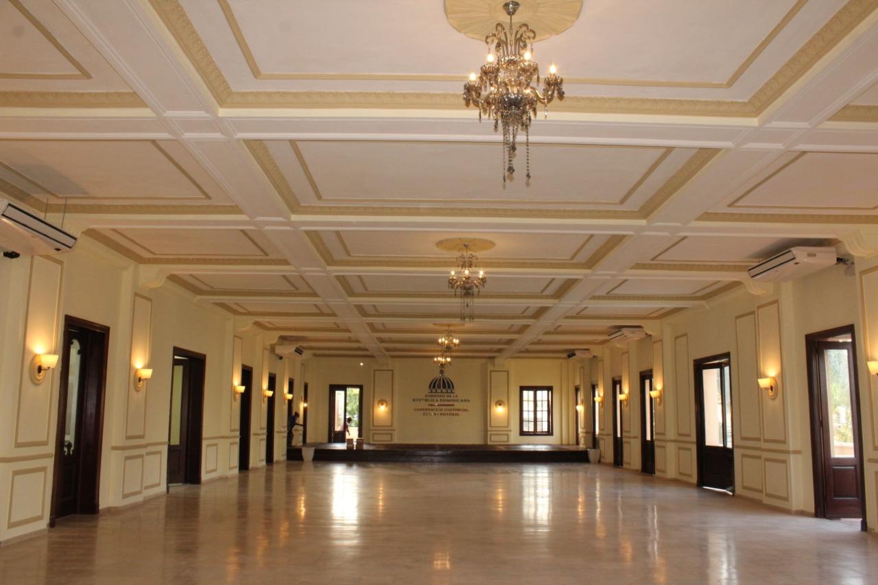 EGEHID remoza sede de la Gobernación de San Cristóbal