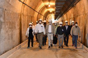 Administrador de EGEHID recorre complejos hidroeléctricos de San Juan y Azua