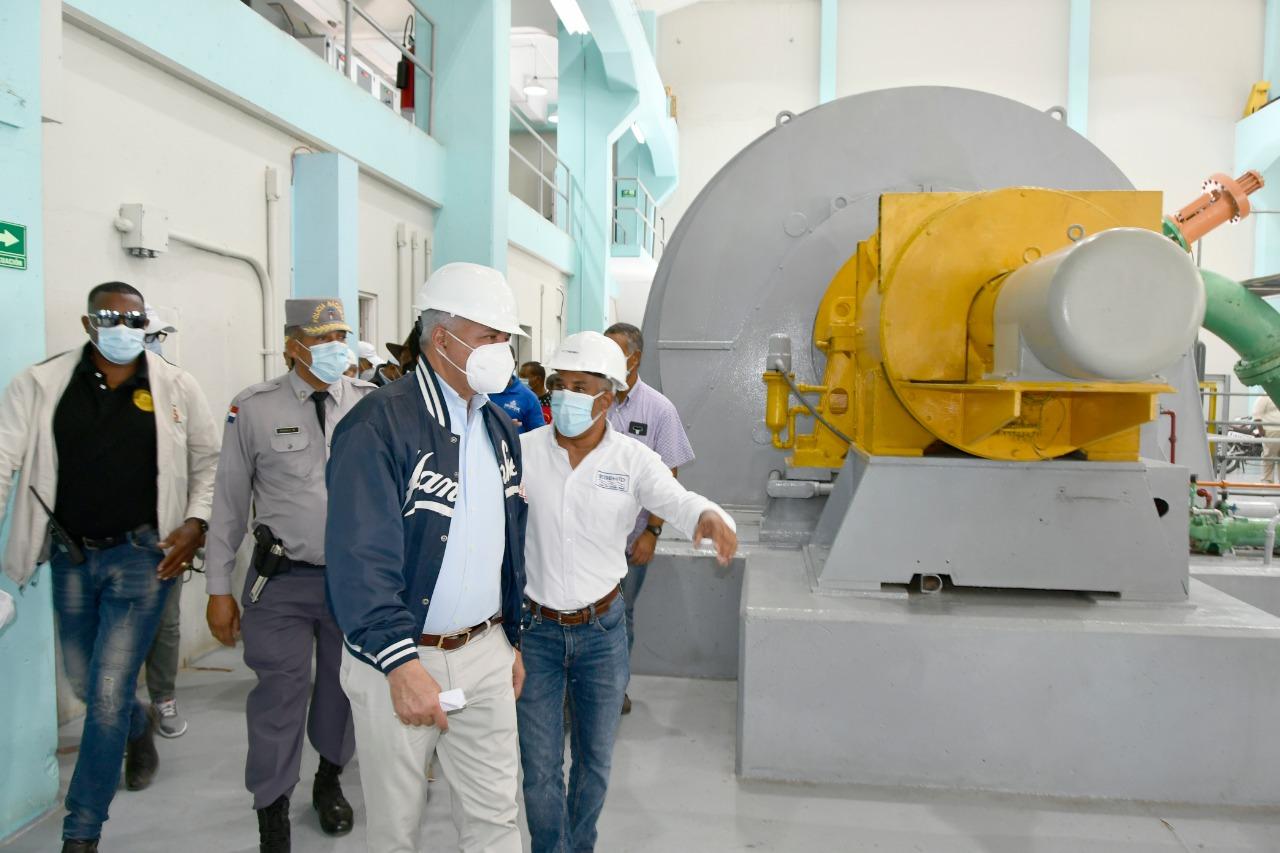 EGEHID busca eficientizar operaciones de la hidroeléctrica de Las Damas
