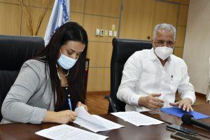 Egehid firma acuerdo para desarrollo proyecto agrícola en Vallejuelo, San Juan