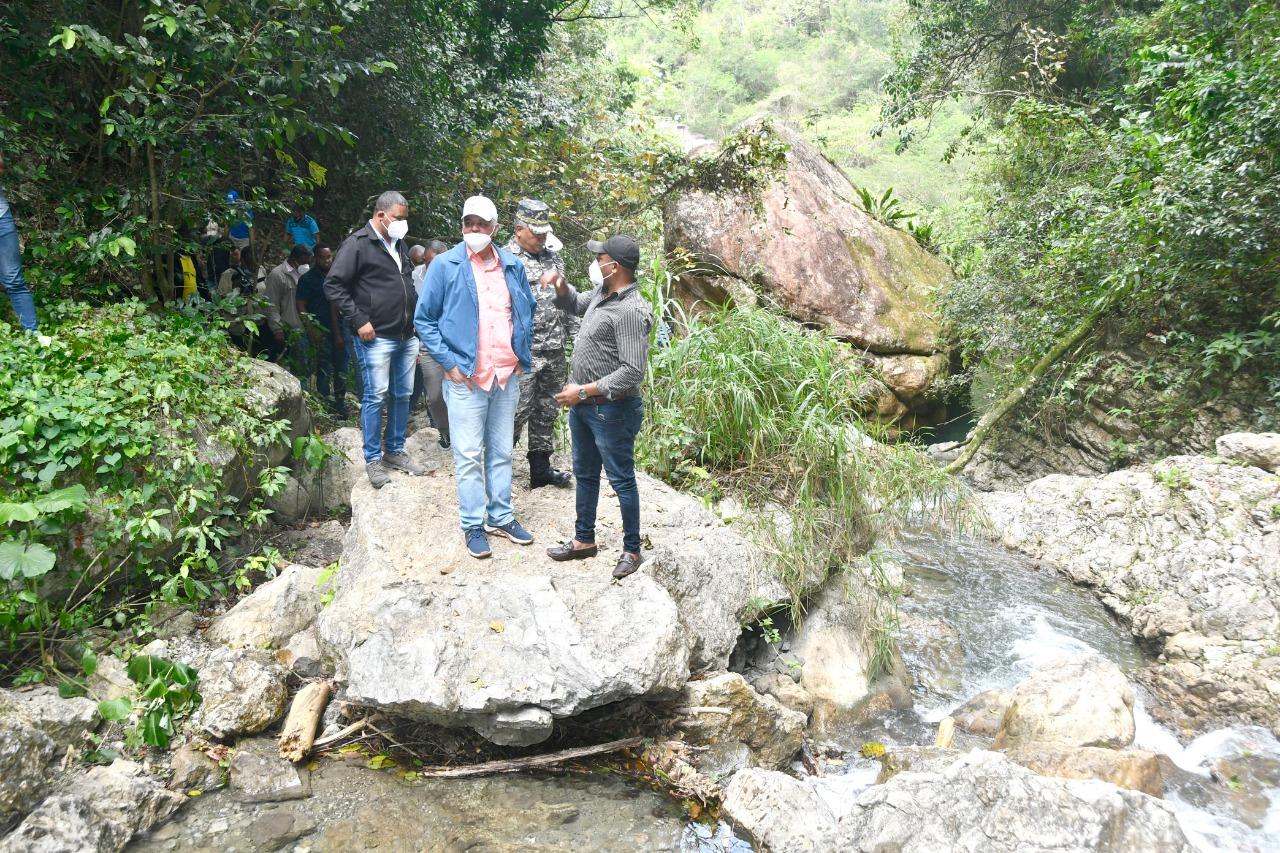 EGEHID proyecta ruta turística de las presas Jigüey y Aguacate entre Ocoa y Cambita