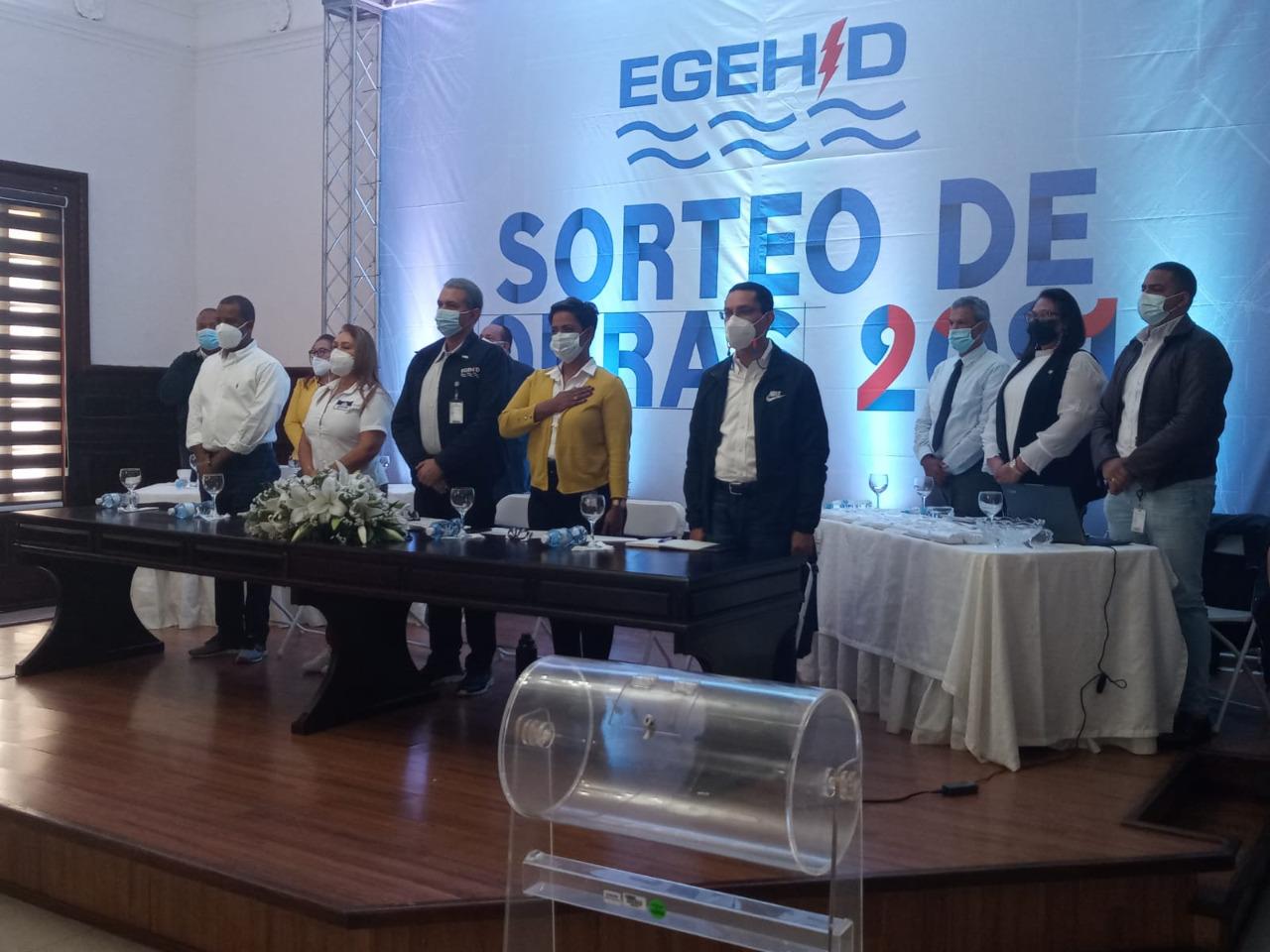EGEHID sortea 20 obras en Santiago por un valor de RD$ 163.4 millones