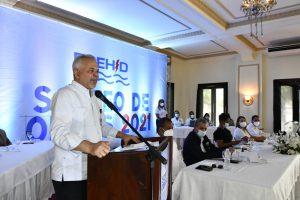 EGEHID cierra en San Cristóbal proceso de sorteos de obras